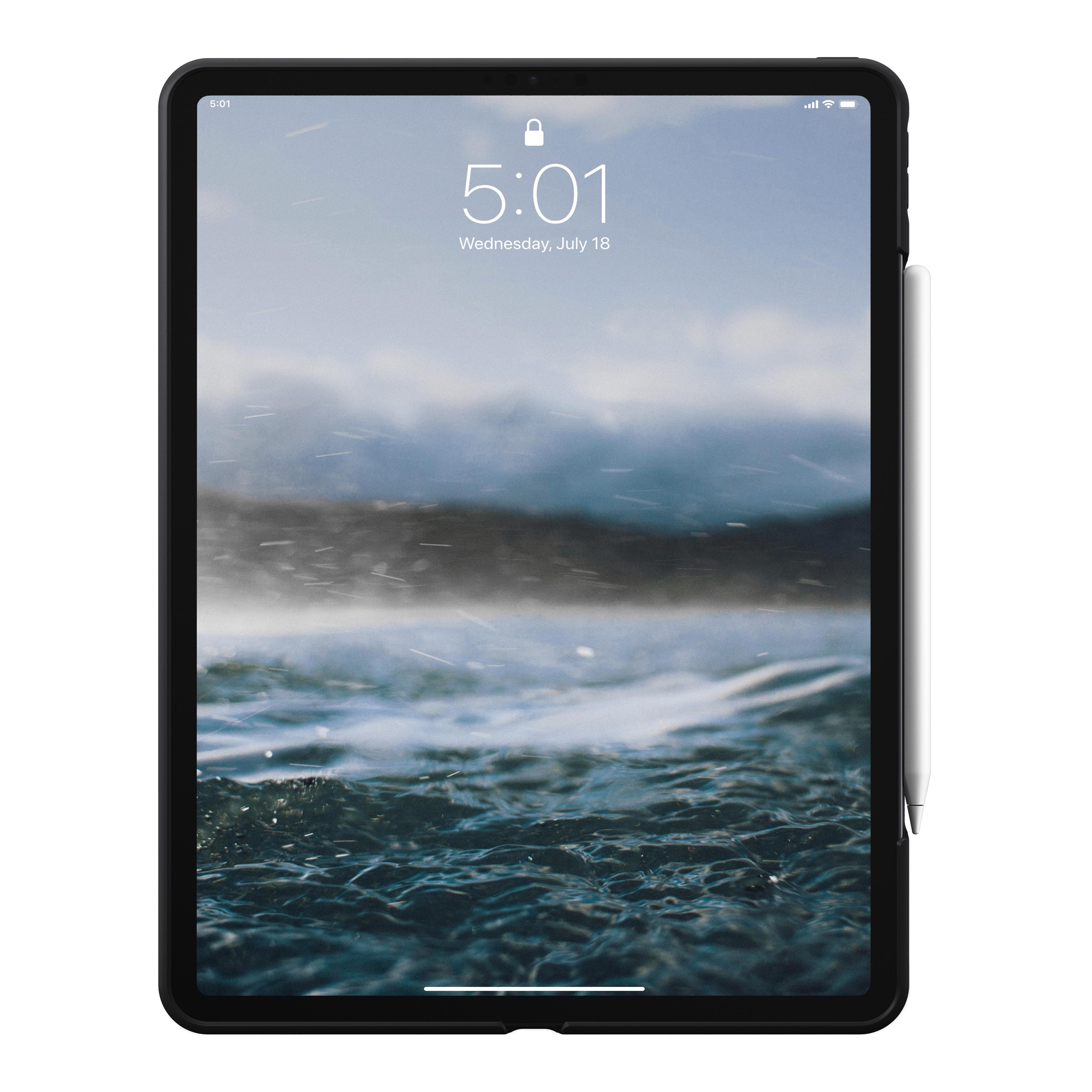 "Nomad Rugged Case Gray PU - iPad Pro 12.9"" 2018/20"