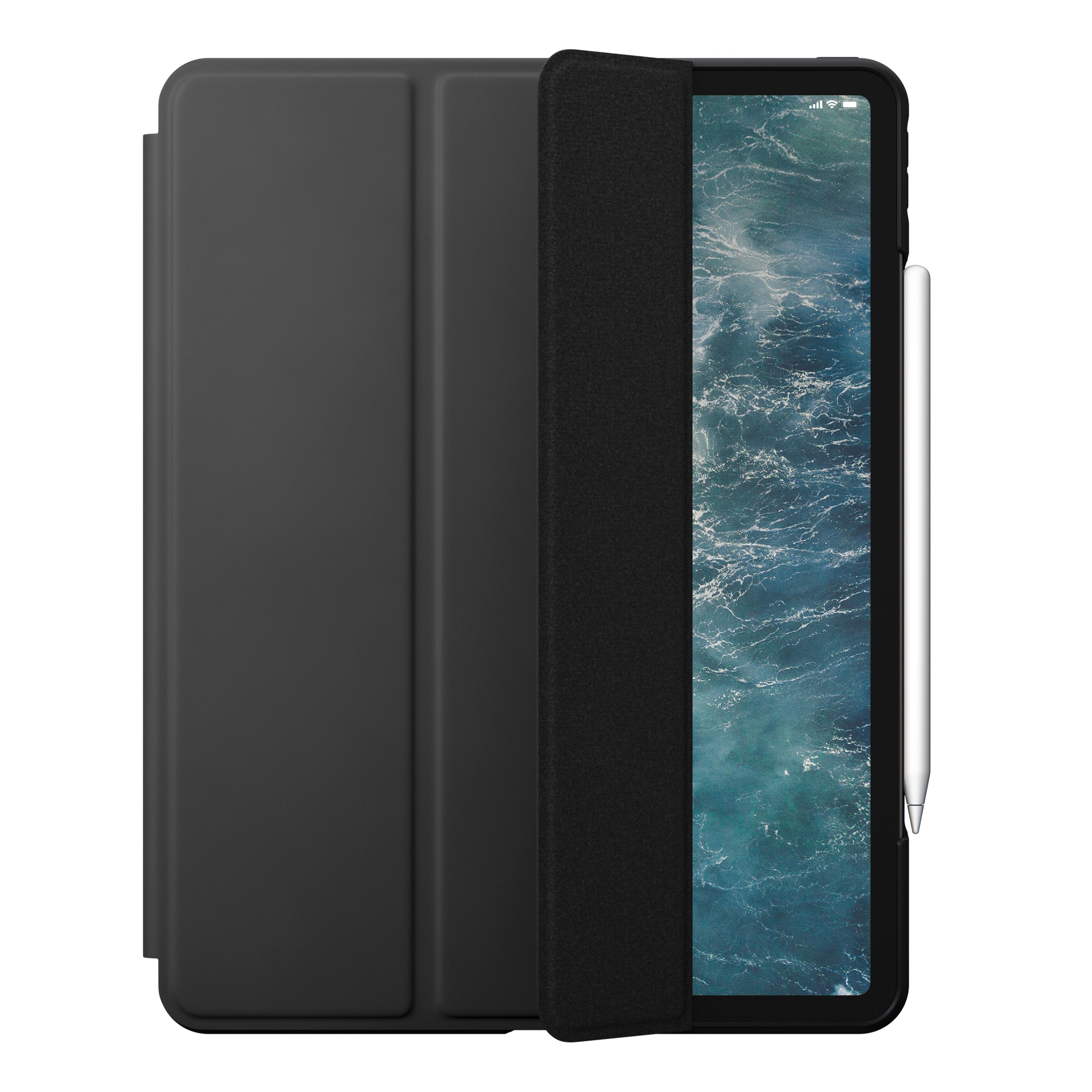 "Nomad Rugged Folio Gray PU - iPad Pro 12.9"" 2018/20"