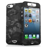 iSkin Uber Slims Black Camo iPhone 5