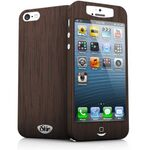 iSkin Uber Slims Wood iPhone 5