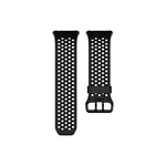 Fitbit Ionic Sport Band Black Charcoal Large